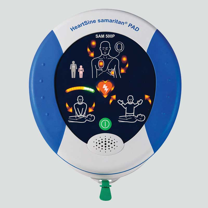 Order Heartsine Defifibrillator